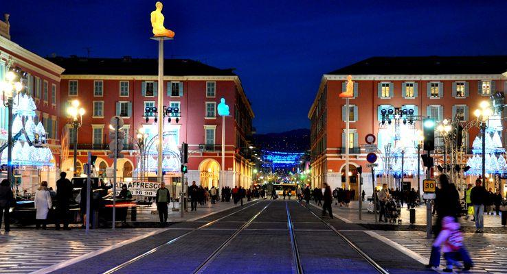Noel à Nice