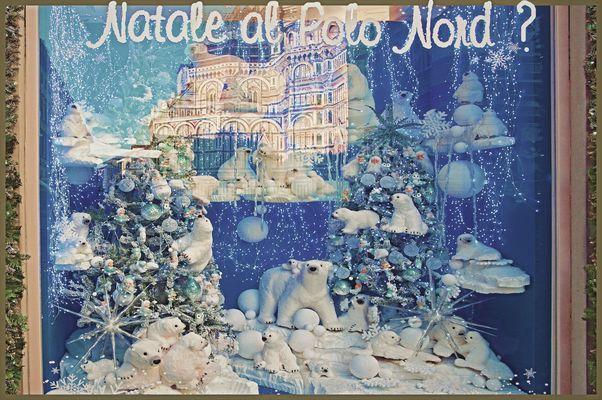 noël au pôle nord? non , à florence !