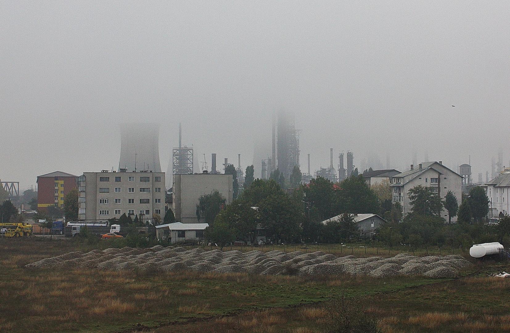 Nördlich von Bukarest