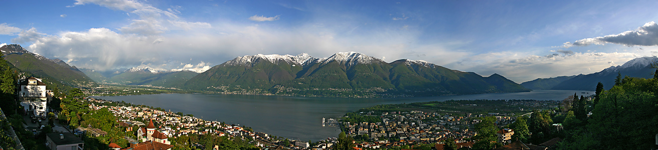 Nördlicher Lago Maggiore