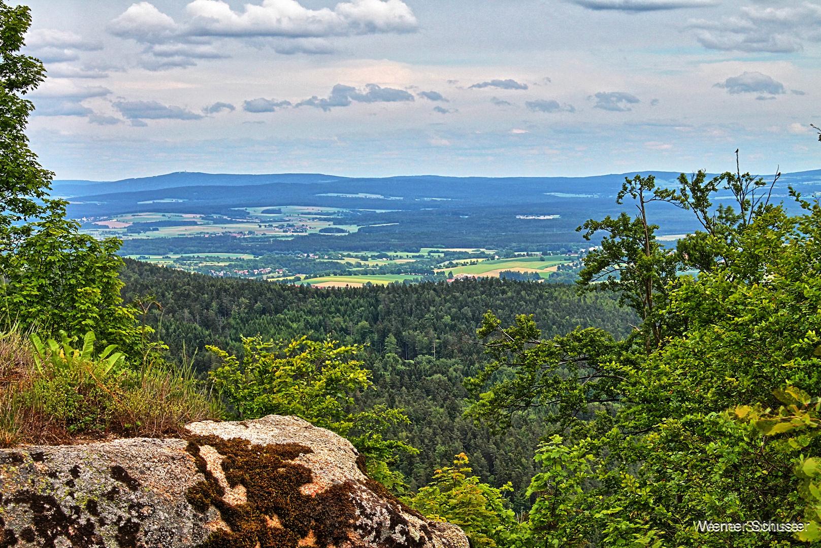 nördlicher Oberpfälzer Wald