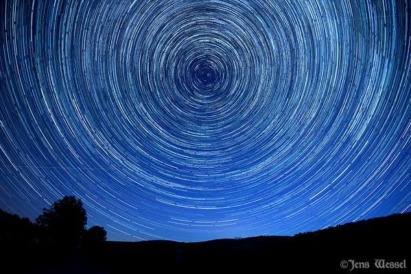 Nördlicher Sternenhimmel