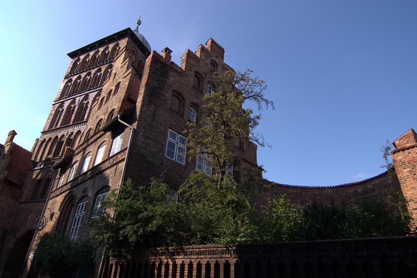 Nördliches Burgtor Lübeck