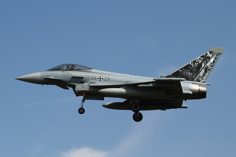 Nörvenich #13 Eurofighter EF-2000 Typhoon