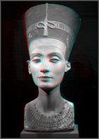 Nofretete 3D - Anaglyph