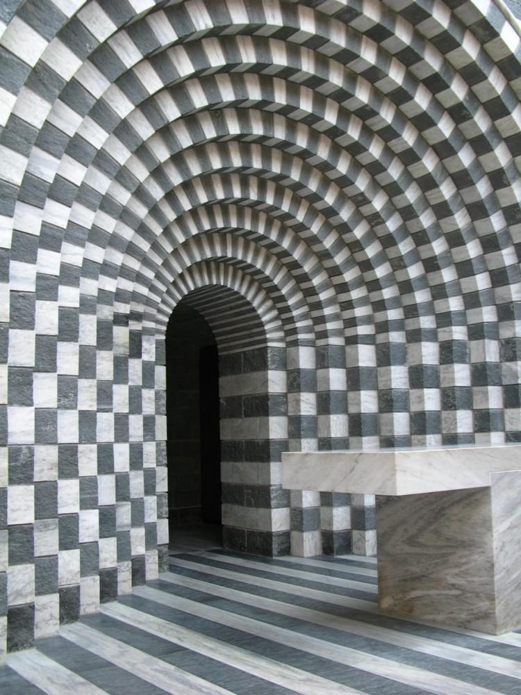Noir et blanc photo et image architecture top sujets for Architecture noir et blanc