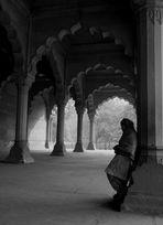 noir et blanc india