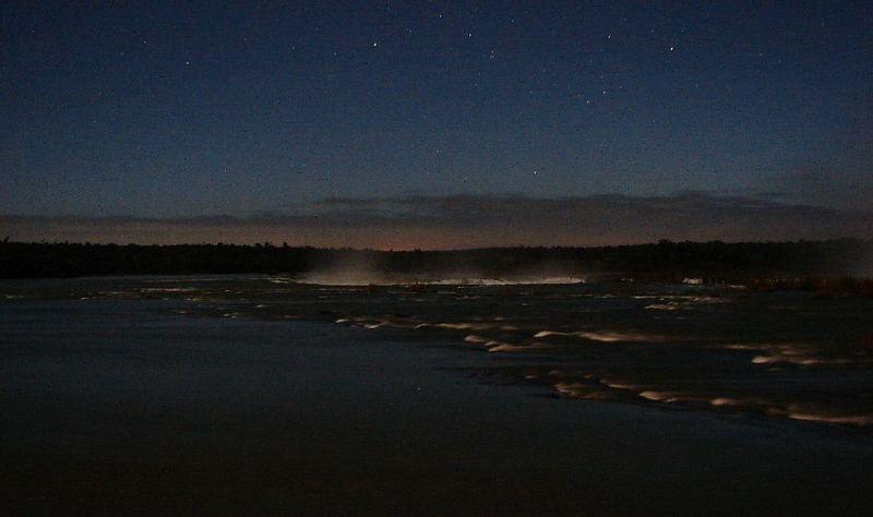 Noite de estrelas .