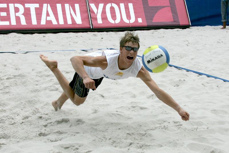 Nokia-Beach-Cup in Köln 2005