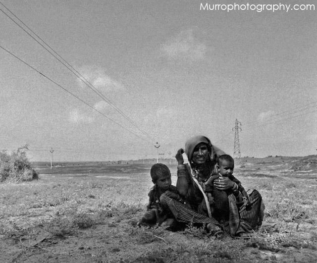 Nomade.Deserto del Thar, Nord-Ovest dell India, 2003