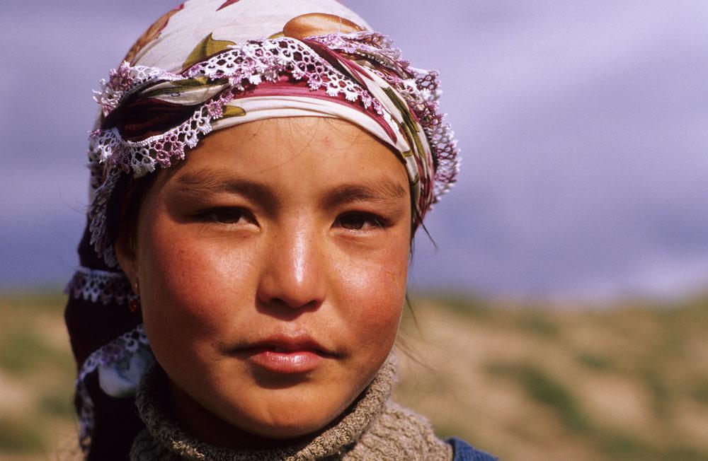 Nomadin, Kirgistan