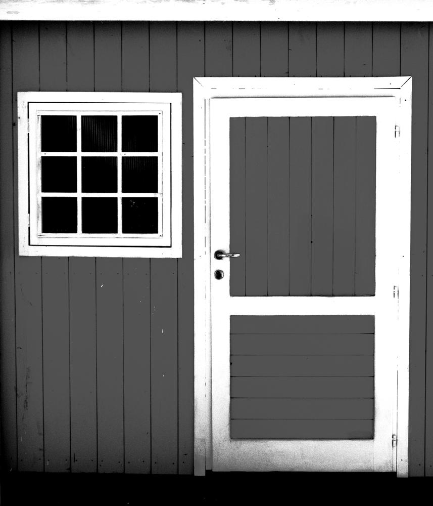 NON aprite questa porta...!