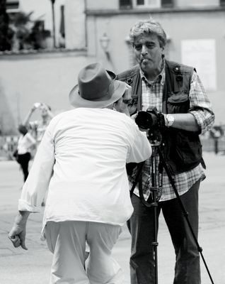 non disturbate il fotografo!