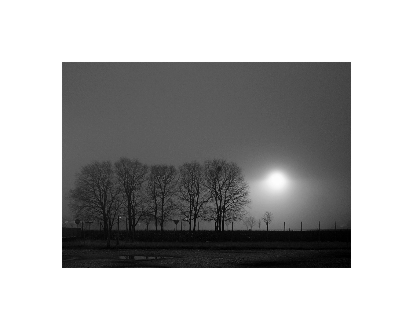 non è luna, ne sole ... un lampione