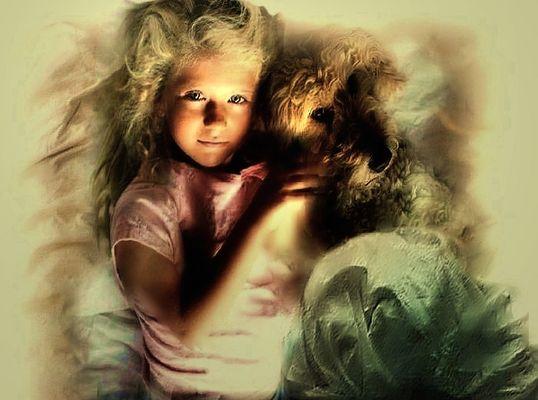 Non lasciarmi anima cane...non lasciarmi mai.....A.Merini