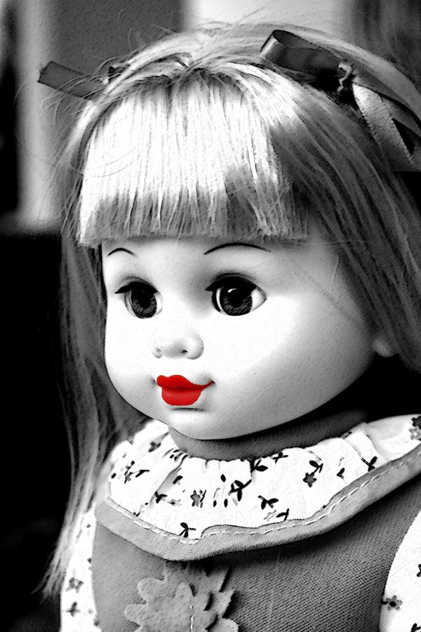 non sono le vostre bambole!!!