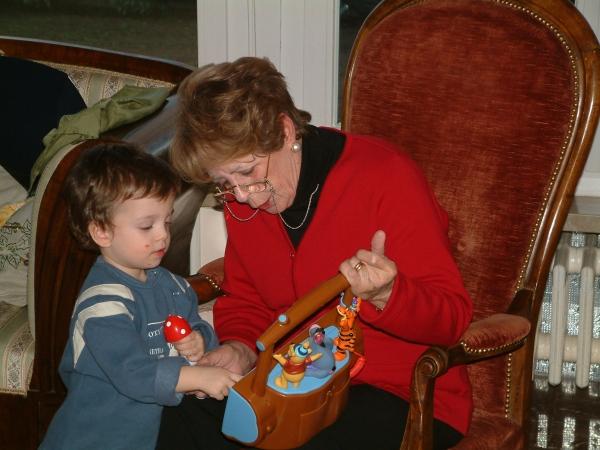 Nonna ti insegna ...