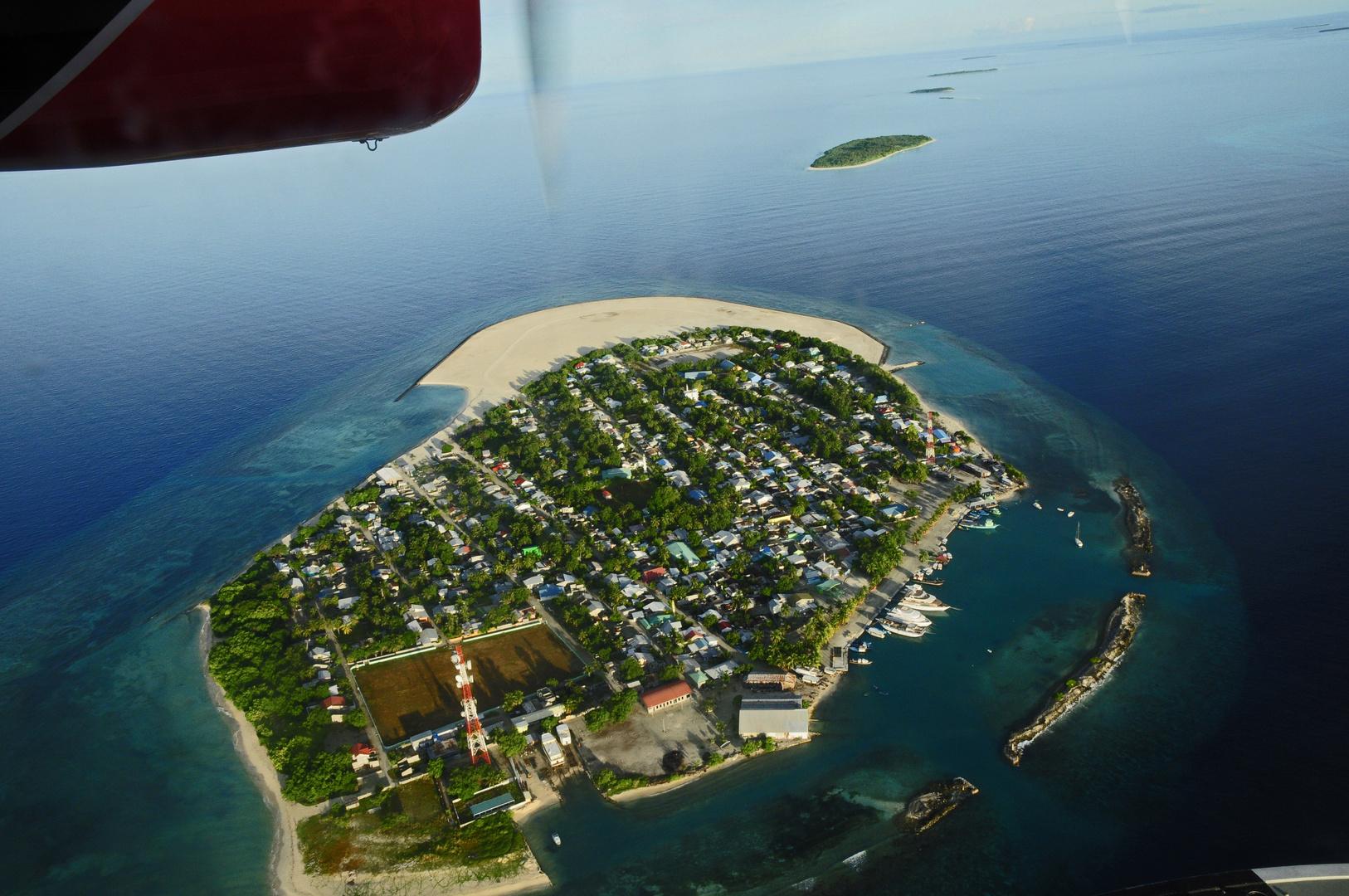 Noonu Atoll Mini Stadt