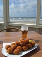 Noordholland: Heineken, Bitterballen, Nordsee = Urlaub - April 2006