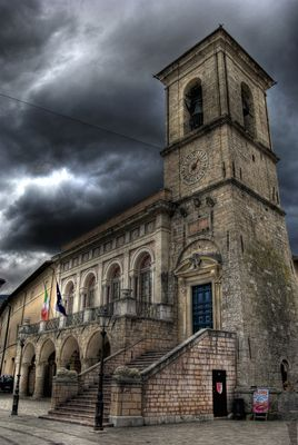 Norcia HDR