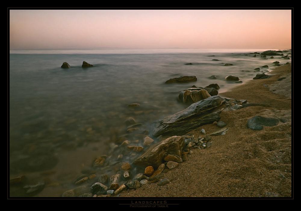 Nord Ägäische Küste