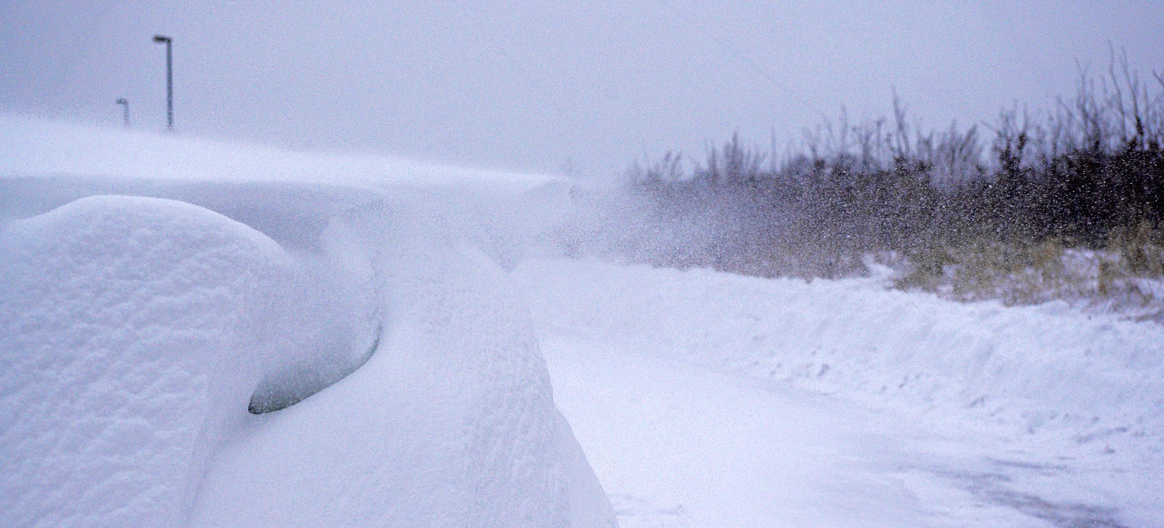 Nord-Ost-Wind, minus 4