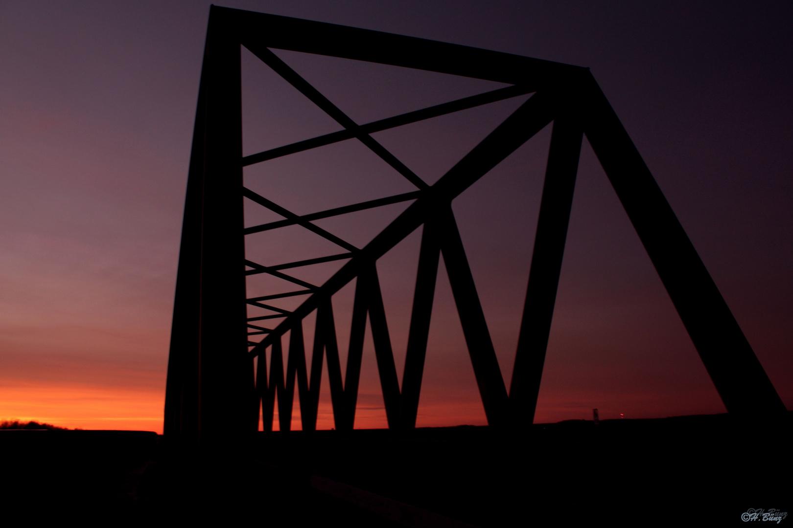 Nord-Ostsee Kanal Brücke