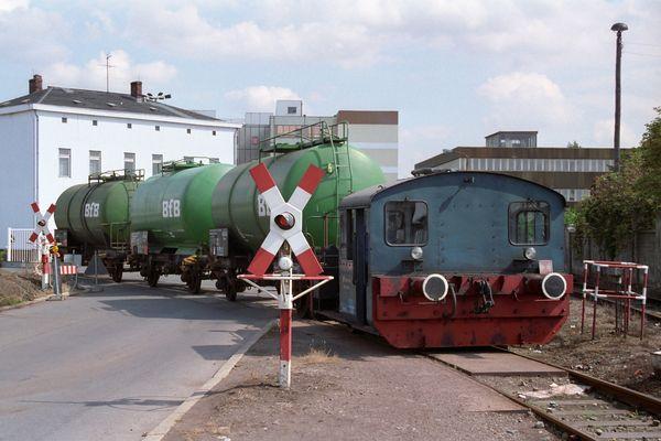 Nordbrand Nordhausen 1995