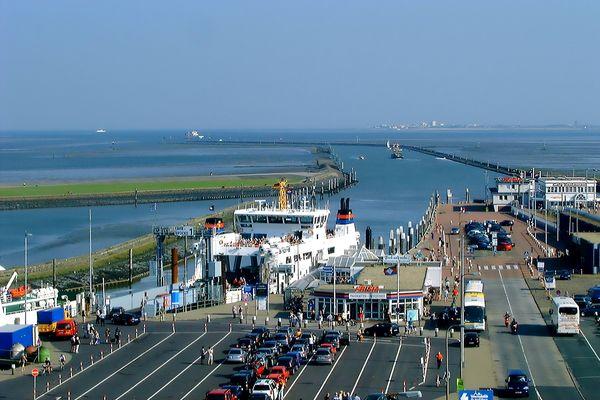 Norddeich Fährhafen