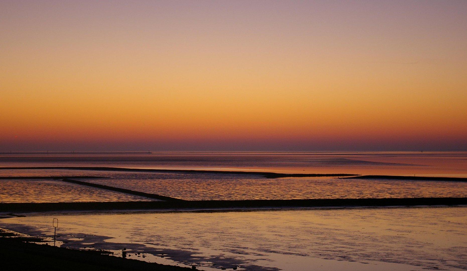 Norddeich, Weltnaturerbe der Unesco