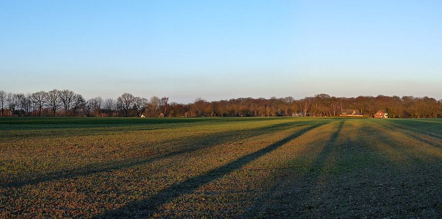 Norddeutsche Landschaft