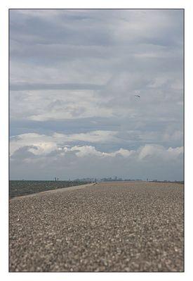 Norderney aus der Ferne