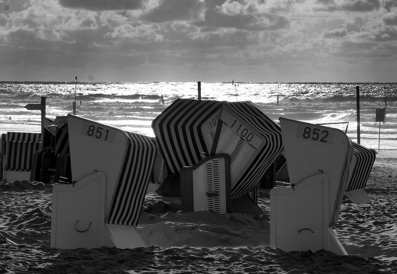Norderney Nord West Strand