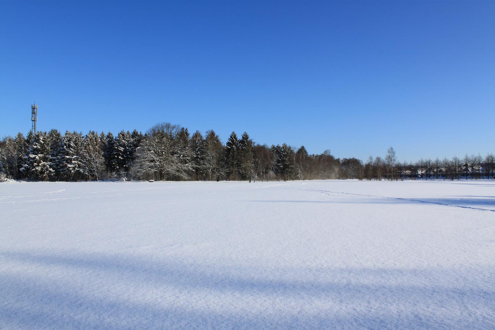 Norderstedt Verzauberte Landschaft