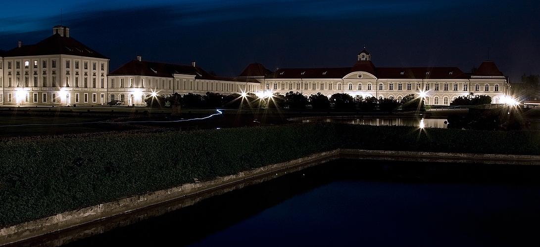 Nordflügel Schloß Nymphenburg