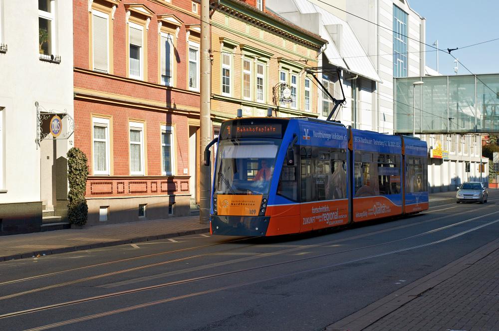Nordhäuser Straßenbahn