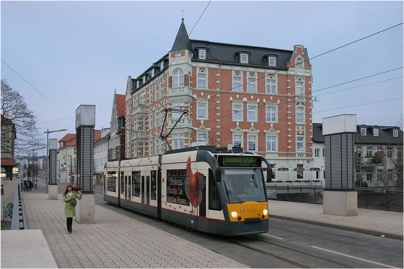 Nordhausen, Bahnhofstraße
