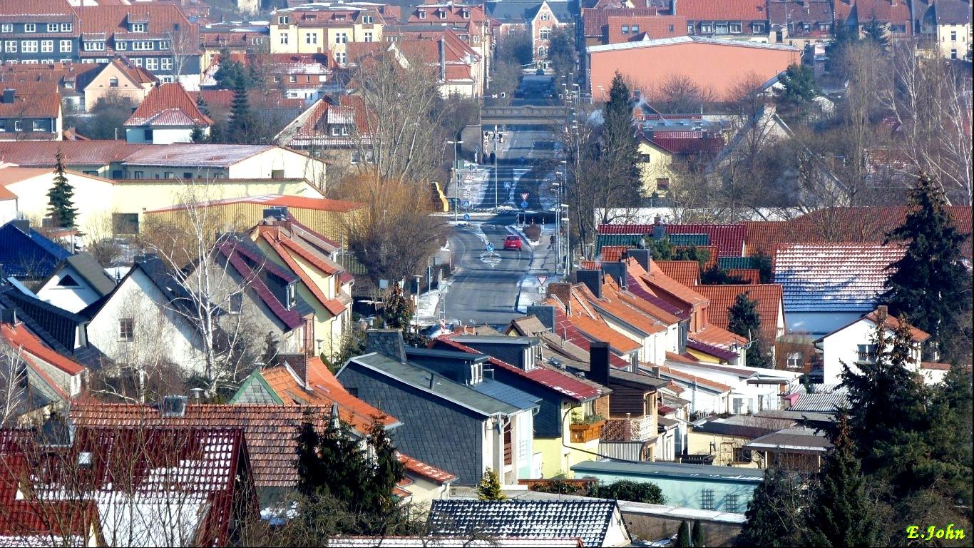 Nordhausen, Hesseröder Straße