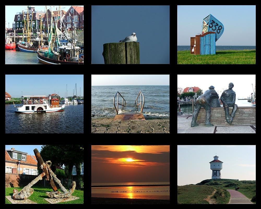 Nordische Collage