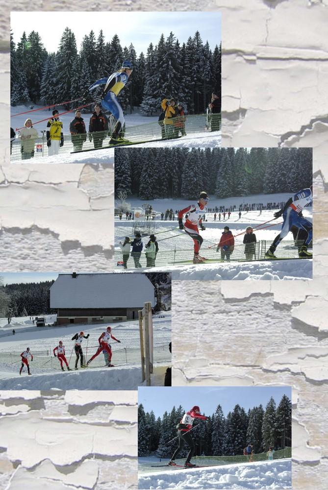 Nordische Kombination in Schonach 2009