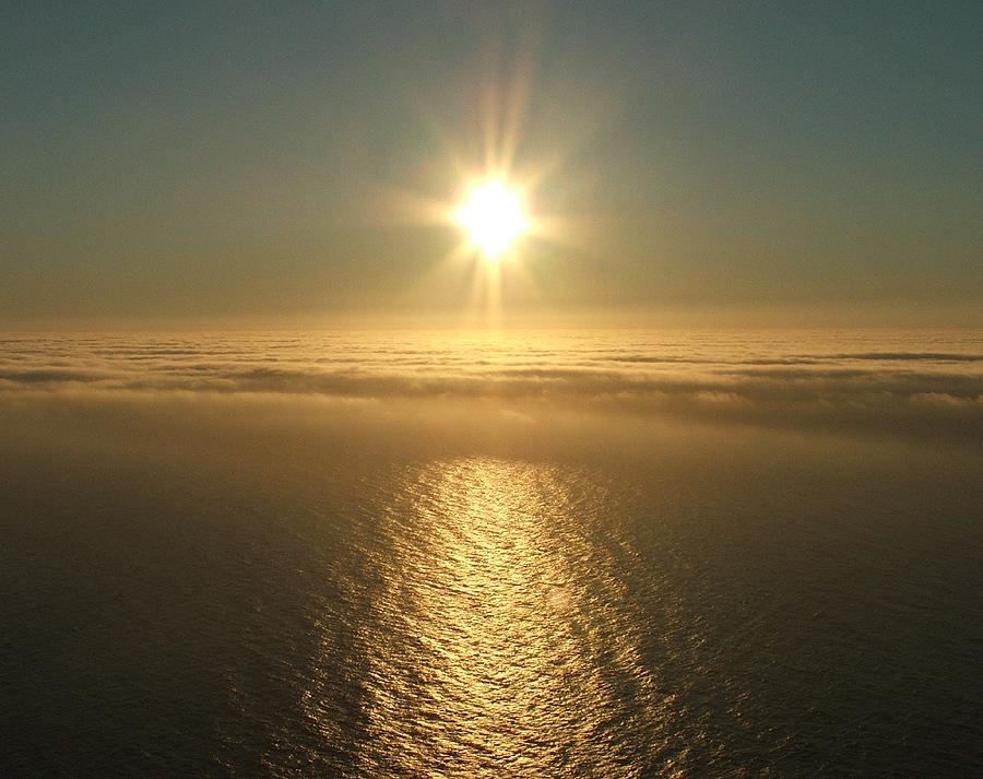 Nordkapp, Juli, 0.00 Uhr