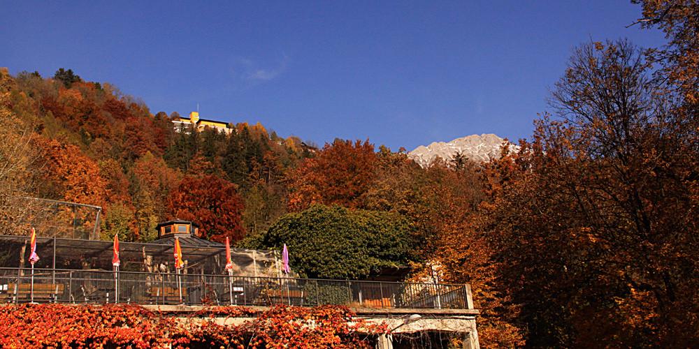 Nordkette von Innsbruck