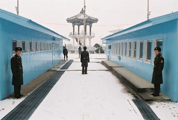 Nordkorea - Panmunjom