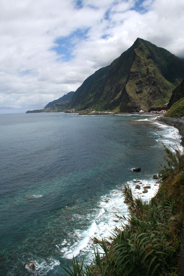 Nordküste bei São Vicente