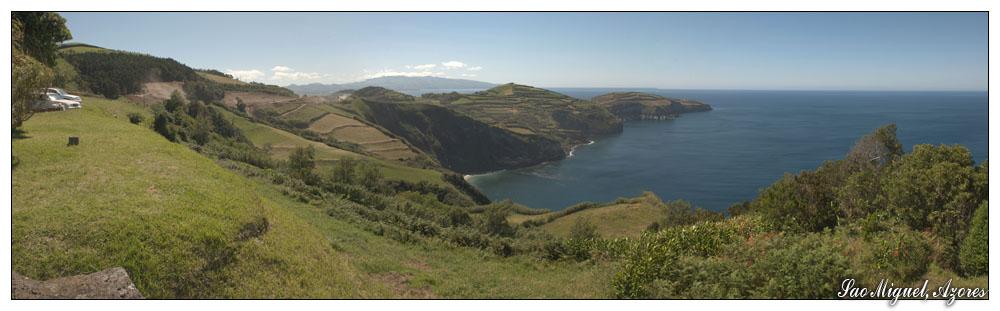 Nordküste von Sao Miguel -2- (Sao Miguel, Azoren)
