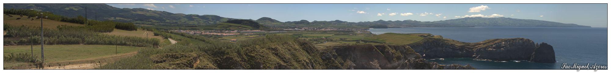 Nordküste von Sao Miguel (Sao Miguel, Azoren)