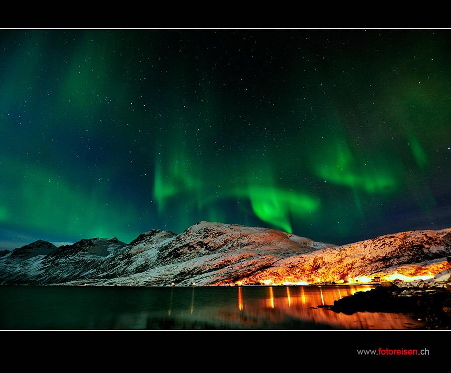 Nordlicht bei Tromsô