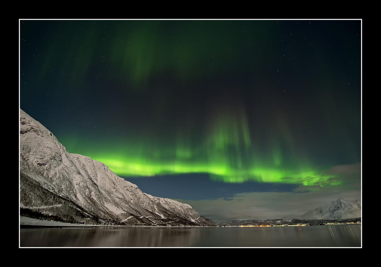 Nordlicht bei Tromsö 2