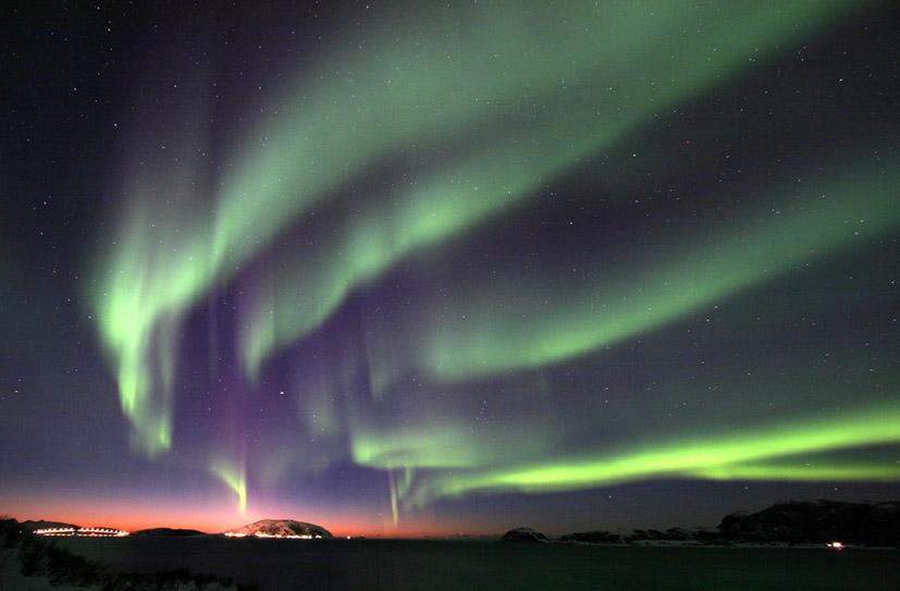 Nordlicht über Sommarøy