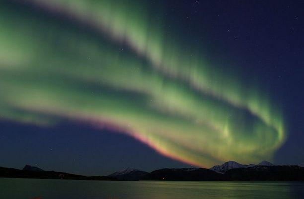 Nordlicht vom 30.10.03